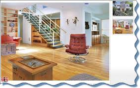 Houses  apartments to rent lease Venice  Santa Monica MarinaOpen floor plan of Marina Del Rey beach houses for rent   hardwood floors leased by