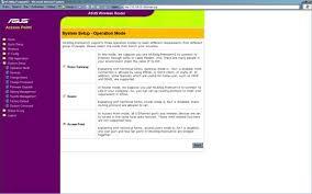 Настройка роутера <b>Asus</b> WL500G Premium V2 в режиме <b>точки</b> ...