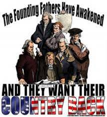 Image result for picture of our Founding Fathers