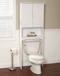bathroom space savers bathtub storage:  brilliant white wooden cabinet with open shelves as well as space saver also bathroom space saver