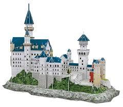 <b>3D</b>-<b>пазл</b> CubicFun Замок Нойшванштайн (MC062h), 98 дет ...