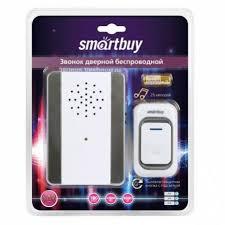 <b>Звонок</b> беспроводной <b>SmartBuy</b> с цифр. код., <b>IP44</b>, подсветкой ...
