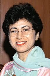 The Minister of Social Justice & Empowerment, Kumari Selja