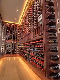 wine cellar lighting home design photos chic minimalist wine cellar design decorated