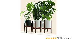 Perfect for Your Home or Garden <b>Set</b> of <b>3</b> Large Green <b>Plant Stands</b> ...