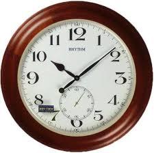 <b>Настенные часы Rhythm CMG293NR06</b>