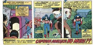 the all american disillusionment of captain america the winter   lets rap with cap writer steve englehart didnt try to hide his inspiration a few issues earlier he published a short essay referencing watergate