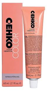 C:EHKO Color Vibration <b>тонирующая крем</b>-<b>краска для волос</b> ...