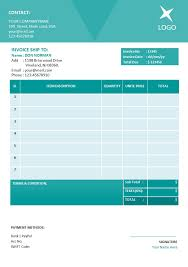 microsoft word  invoice template word lance invoice template