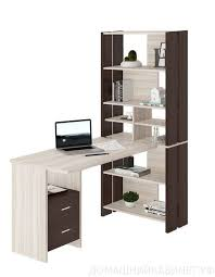 <b>Компьютерный стол СТЛ</b>-<b>ОВХ</b>+<b>С120ПРЯМ</b>+ТЯЛ R