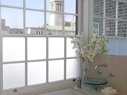 White Privacy Frosted <b>Glass Film</b>/<b>Window Film</b> 2m x 1m: Amazon.co ...
