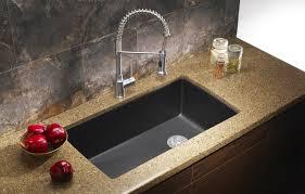 granite sinks kitchen traditional