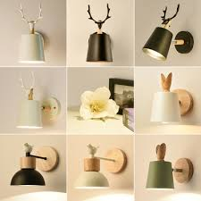 LED Wall Lamp Modern Adjustable Wall Sconce For Bedroom Metal ...