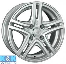 <b>Колесный диск LS</b> Wheels LS570 7x16/5x112 ET45 D66.6 HP