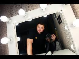 Гримерное <b>зеркало</b> для визажиста своими руками | LOFT DIY #1 ...