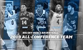 UNC's <b>Jordan</b> Davis Tabbed #BigSkyMBB MVP; All-Conference ...