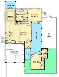 Separate Guest Casita   MJ   st Floor Master Suite  CAD    Floor Plan