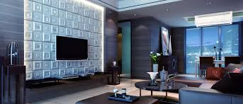 leather wall tiles glass