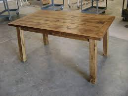 Custom Made Dining Room Furniture Custom Made Rustic Pine Dining Table Kitchen Countertop Cabinets