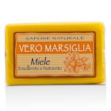 <b>Мыло</b> Nesti Dante <b>Vero Marsiglia</b> Natural <b>Soap</b> - Honey (Emollient ...
