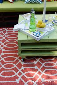 diy pallet patio furniture. diy pallet furniturepatio makeover wwwplaceofmytastecom diy patio furniture