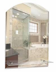 "<b>Зеркало для ванной</b> комнаты ""<b>Шанс</b>"", 500*580, с полкой для ..."