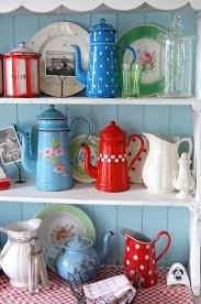 Red Retro Kitchen Accessories 17 Best Ideas About Vintage Kitchen Decor On Pinterest Kitchen