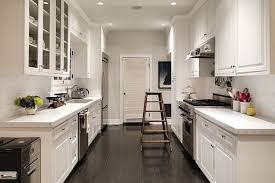 rustic chic office wonderful galley kitchen with island design ideas chic office ideas