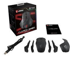 <b>MSI Clutch GM60</b> Gaming Mouse - Walmart.com - Walmart.com
