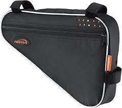 Ibera Bicycle Triangle Frame Bag : Sports & Outdoors - Amazon.com