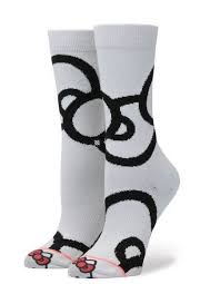 <b>STANCE</b> Women's Hello Kitty by Sanrio <b>Bows</b> White Crew Socks ...