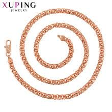 Necklace <b>Xuping</b> reviews – Online shopping and reviews for ...