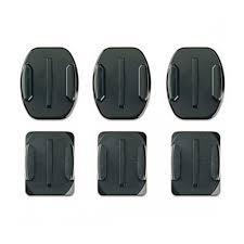 Купить Платформы изогнутые и плоские <b>GoPro Flat</b> + Curved ...