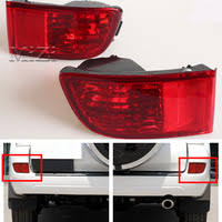 LED <b>Rear Bumper</b> Reflector <b>Light</b>