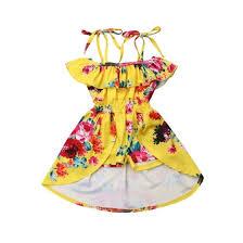 Toddler <b>Kids</b> Baby <b>Girl</b> Clothes Floral Romper Dress <b>Short Pants</b> ...