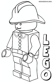 Small Picture Lego minifigures coloring pages Coloring pages to download and print