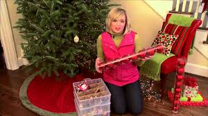 How To <b>Decorate</b> a Christmas Tree With Lights, <b>Garland</b>, and ...