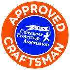 cpa approved logo chad garden pod