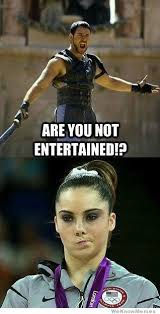 Are You Not Entertained? | WeKnowMemes via Relatably.com