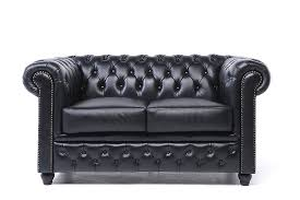 Original <b>Chesterfield Sofas</b> - 2/3 Seater - Full <b>Real</b> Hand Washed ...