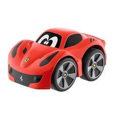 Игрушка <b>Мини Турбо Машинка</b> Ferrari F12 TDF <b>Chicco</b> 2 г.+ ...