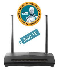 Купить Wi-Fi роутер <b>UPVEL UR</b>-<b>447N4G</b> + ПОДАРОК ESET ...
