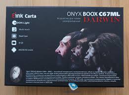 Mobile-review.com Обзор электронной книги Onyx Boox C67ML ...