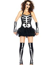 Promo Offer Sexy Undead <b>Skeleton Cosplay Halloween costume</b> for ...