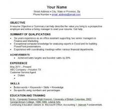 best resume templates 2013 2014 best format for resumes