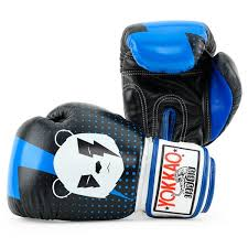 YOKKAO <b>Black Panda</b> Boxing Gloves