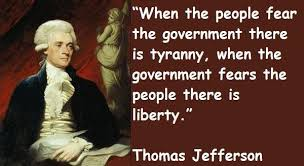 Image result for good governance BY tHOMAS jEFFERSON