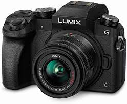 <b>Panasonic</b> Lumix G7 4K Digital Camera, with <b>Lumix G VARIO</b> 14 ...