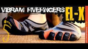 <b>Vibram FiveFingers El</b>-<b>X</b> First Look Review - YouTube