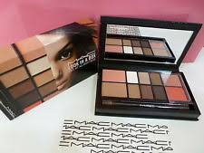 mac cosmetics look in a box face kit all about beige limited edition new in